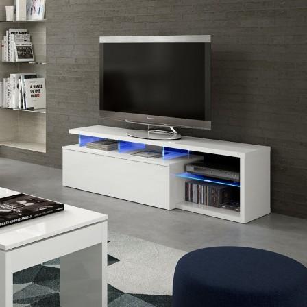Mueble de TV Blu-Teach LEDS