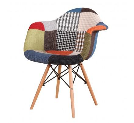 Sillón modelo Oskar Patch Diseño Nórdico