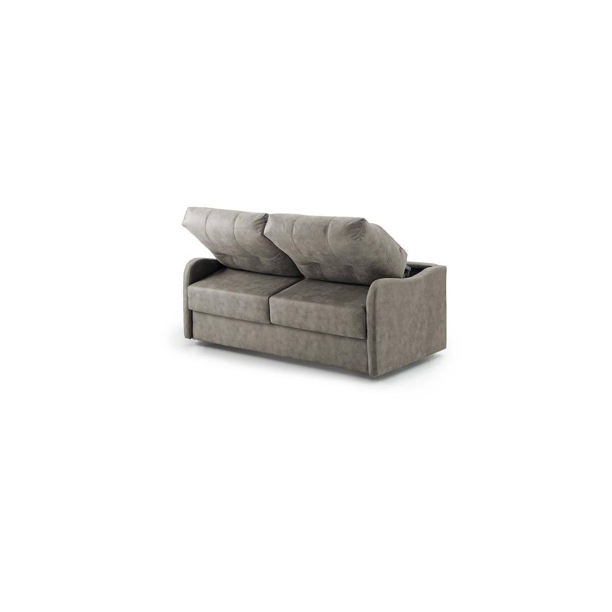 Sof cama compacto sistema italiano modelo compact mubeko for Sofa cama sistema italiano