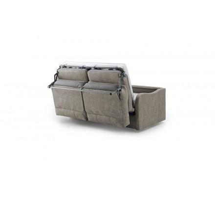 Sofá Cama Compacto Sistema Italiano Modelo Mini