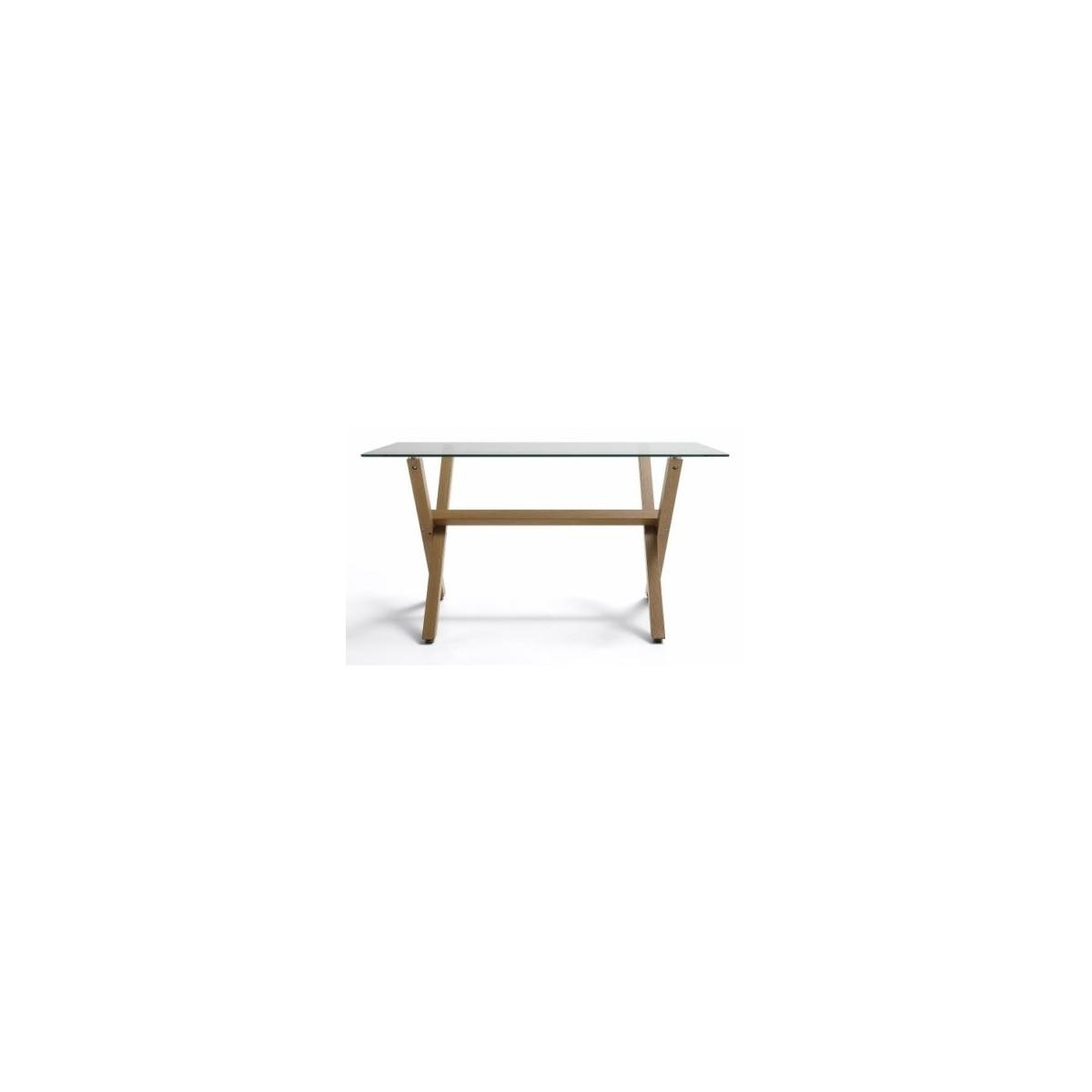 Mesa de comedor estilo n rdico modelo rem mubeko for Mesa comedor estilo nordico