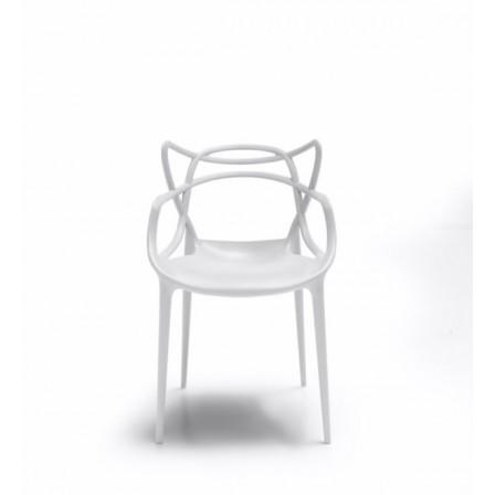 Silla Comedor Diseño Modelo Popper - Varios Colores
