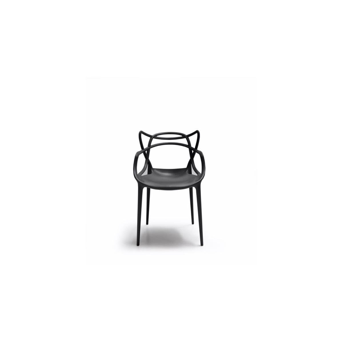 Silla comedor dise o modelo popper varios colores mubeko for Comedor sillas colores