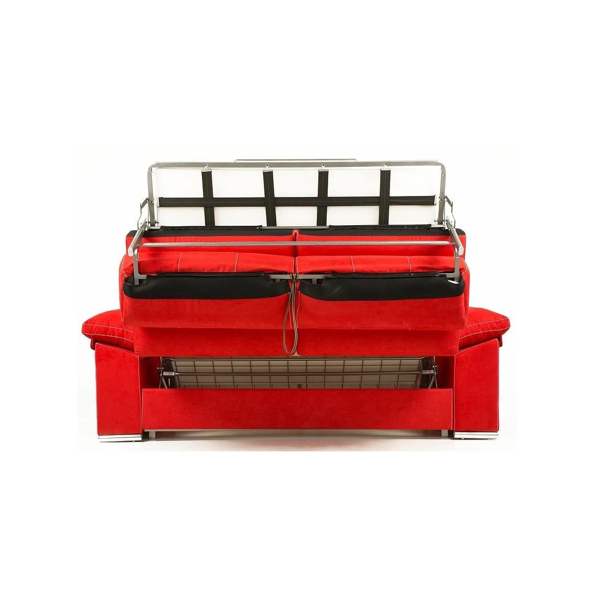 Sof cama sistema italiano modelo venus mubeko for Sofa cama sistema italiano en oferta