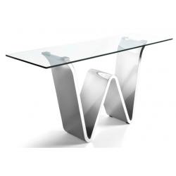 Recibidor Consola Modelo Carrara Alto Diseño
