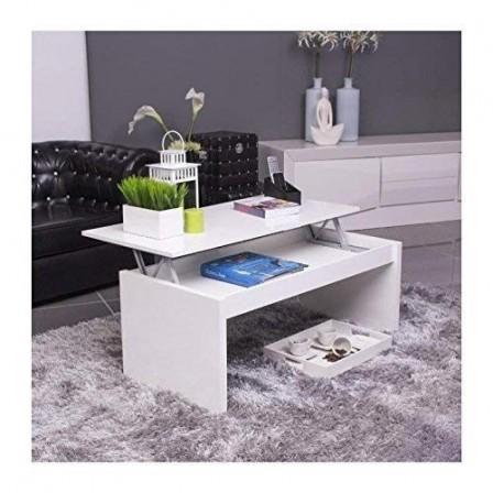 Mesa Centro Elevable Eco